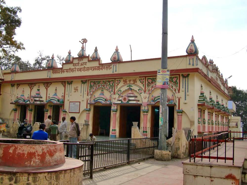 Swarg Ashram – A Spiritual Abode in | Blog | EllBee Ganga View